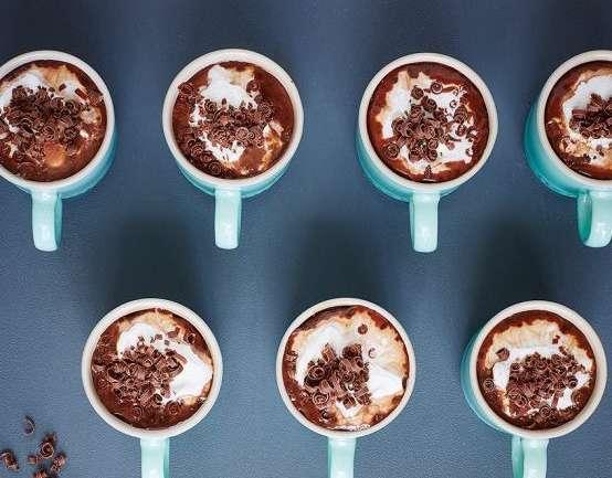 3 Receitas Deliciosas de Chocolate Quente